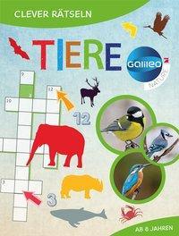 Cover von Galileo Clever Rätseln: Tiere