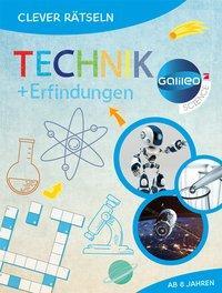 Cover von Galileo Clever Rätseln: Technik und Erfindungen
