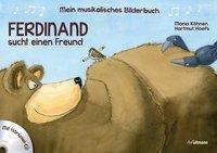 Cover von Mein musikalisches Bilderbuch (Bd. 2) - Ferdinand sucht einen Freund