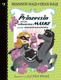 Cover von Die Prinzessin mit der schwarzen Maske (Bd. 3)