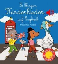 Cover von So klingen Kinderlieder auf Englisch