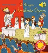 Cover von So klingen berühmte Opern