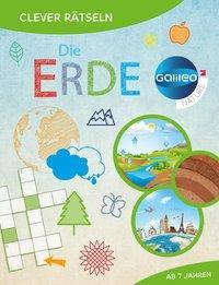 Cover von Galileo Clever Rätseln: Die Erde