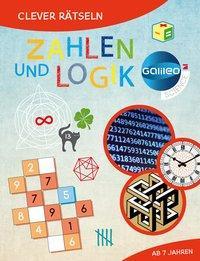 Cover von Galileo Clever Rätseln: Zahlen und Logik
