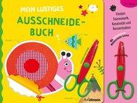 Cover von Mein lustiges Ausschneidebuch
