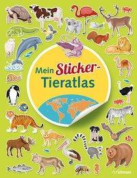 Cover von Mein Sticker Tieratlas