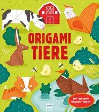 Cover von Origami Tiere