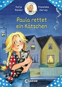Cover von Meine Freundin Paula - Paula rettet ein Kätzchen