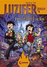 Cover von Luzifer junior - Der Teufel ist los