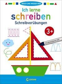 Cover von Wisch und wieder weg - Ich lerne schreiben 3+