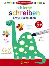 Cover von Wisch und wieder weg - Ich lerne schreiben 5+