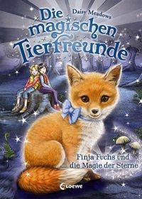 Cover von Die magischen Tierfreunde - Finja Fuchs und die Magie der Sterne