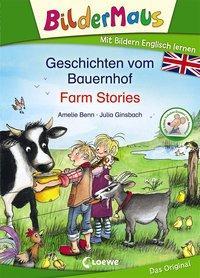 Cover von Bildermaus - Mit Bildern Englisch lernen - Geschichten vom Bauernhof - Farm Stories