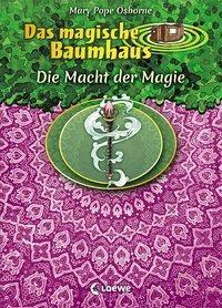 Cover von Das magische Baumhaus - Die Macht der Magie