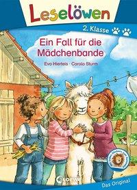 Cover von Leselöwen 2. Klasse - Ein Fall für die Mädchenbande