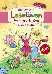 Cover von Die besten Leselöwen-Feengeschichten für die 1. Klasse