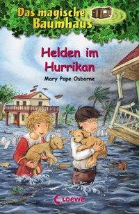 Cover von Das magische Baumhaus 55 - Helden im Hurrikan