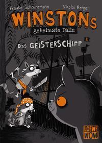 Cover von Winstons geheimste Fälle - Das Geisterschiff