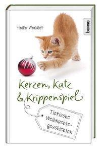 Cover von Kerzen, Katz & Krippenspiel