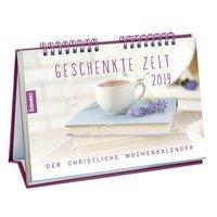 Cover von Geschenkte Zeit 2019