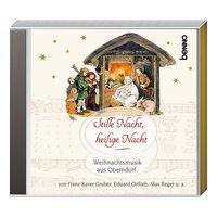 Cover von CD »Stille Nacht, heilige Nacht«