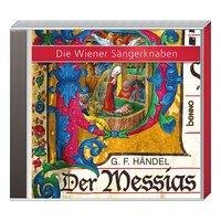 Cover von CD »Der Messias (Ausschnitte)«