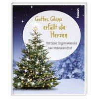 Cover von Geschenkheft »Gottes Glanz erfüllt die Herzen«