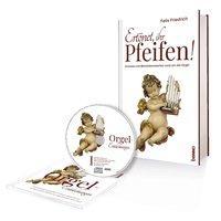 Cover von Ertönet, ihr Pfeifen - Buch mit CD