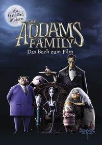 Cover von The Addams Family - Das Buch zum Film