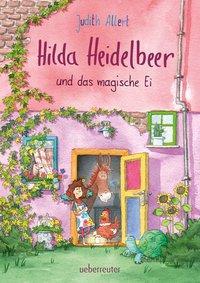 Cover von Hilda Heidelbeer und das magische Ei