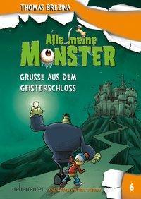 Cover von Alle meine Monster