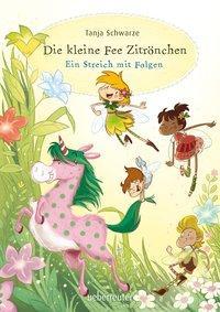 Cover von Die kleine Fee Zitrönchen