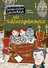 Cover von Detektivbüro LasseMaja - Das Schlossgeheimnis