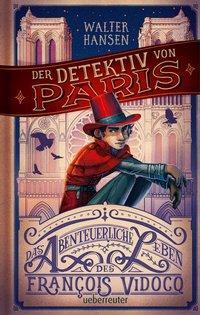 Cover von Der Detektiv von Paris