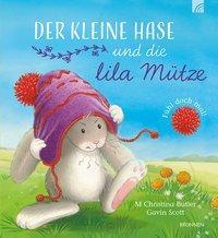 Cover von Der kleine Hase und die lila Mütze