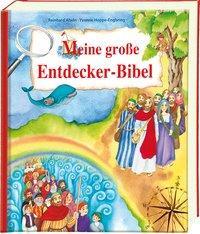 Cover von Meine große Entdecker-Bibel