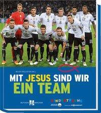 Cover von Mit Jesus sind wir ein Team