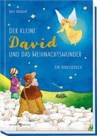 Cover von Der kleine David und das Weihnachtswunder