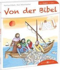 Cover von Von der Bibel den Kindern erzählt