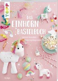 Cover von Das Einhorn-Bastelbuch