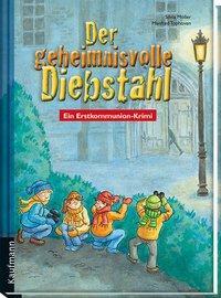 Cover von Der geheimnisvolle Diebstahl