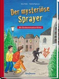 Cover von Der mysteriöse Sprayer