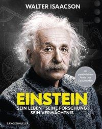 Cover von Einstein: Sein Leben, seine Forschung, sein Vermächtnis