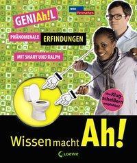 Cover von GENIAh!L - Phänomenale Erfindungen mit Shary und Ralph