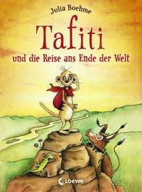 Cover von Tafiti und die Reise ans Ende der Welt