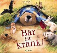 Cover von Bär ist krank!