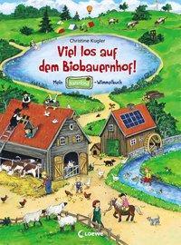 Cover von Viel los auf dem Biobauernhof!