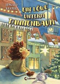 Cover von Ein Löwe unterm Tannenbaum