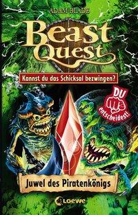 Cover von Beast Quest - Juwel des Piratenkönigs