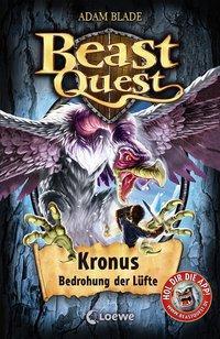 Cover von Beast Quest - Kronus, Bedrohung der Lüfte